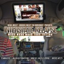 Interstate Relapse mixtape cover art