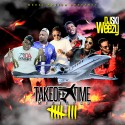 TakeOff Time 8 mixtape cover art