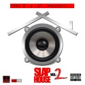 Trak D & DT - Slap House 2 mixtape cover art