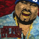 Big Pun - La Leyenda (The Legend) mixtape cover art