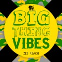 Zee Reach - Big Thing Vibes EP mixtape cover art