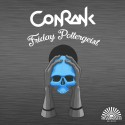 Conrank - Friday Poltergeist EP mixtape cover art