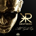 Knight Riderz - All Gold EP mixtape cover art