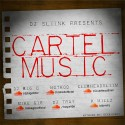 The Free Cartel Music Compilation 2012 mixtape cover art