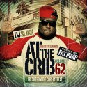 At The Crib 62 (Hosted By Fat Pimp) mixtape cover art