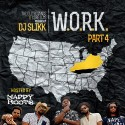 W.O.R.K. 4 (Hosted By Nappy Roots) mixtape cover art