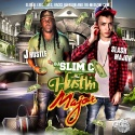 J Hustle & Slash Major - Hustlin' Major mixtape cover art