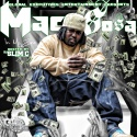 Mac Sosa - In My Zone mixtape cover art