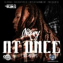 Niquey - At Once mixtape cover art