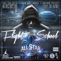 Trae Tha Truth - Flight School: All-Star 2014 mixtape cover art