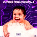 A$AP Mob - Purple Tapes Vol. 1 mixtape cover art