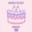 Bucky Malone - $prinkles mixtape cover art