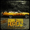 Down South Hustlaz mixtape cover art