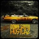 Down South Hustlaz mixtape cover art