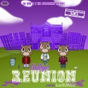 Kanye West - College Reunion (Chopped Not Slopped) mixtape cover art
