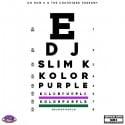 KolorPurple mixtape cover art