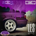 Le$ - E36 (Chopped Not Slopped) mixtape cover art