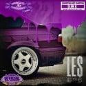 Le$ - E36 (Chopped Not Slopped) mixtape cover art