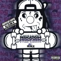 Lil Wayne - Dedication 4 (Chopped Not Slopped) mixtape cover art