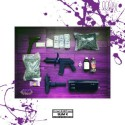 Maxo Kream - Purple Persona Tape mixtape cover art