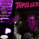 Michael Jackson - Off The Thriller (The Chopped Not Slopped) mixtape cover art