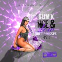 Nice & Slow 49.5 (Purple Kisses) mixtape cover art