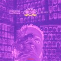 Nickelus F - Triflin' (Chopped Not Slopped) mixtape cover art