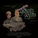 Solo The Mi$fit & Bucky Malone - Futuristic Pimp Shit mixtape cover art