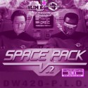 Space Pack V2 mixtape cover art