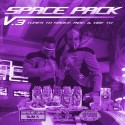 Space Pack V3 mixtape cover art