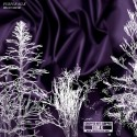 Spooky Black - Purple Silk (Chopped Not Slopped) mixtape cover art
