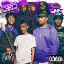 The Internet - Ego Death (Chopped Not Slopped) mixtape cover art