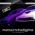 TiME & Die Sellin - Newstalgia mixtape cover art