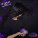 Tinashe - Amethyst (Chopped Not Slopped) mixtape cover art