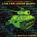 Squadda Bambino - 4 Da Fam (Color Blind) mixtape cover art