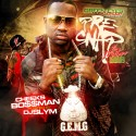 Cheeks Bossman - Pre Snap (Reloaded) mixtape cover art