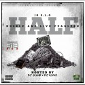 Jo Slo - Hu$$le And Live Fearless mixtape cover art