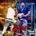 June Bandero & Base1400 - Family Curse mixtape cover art