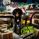 Yo Gotti - Cocaine Cowboy mixtape cover art