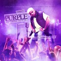 38 Hott - The Purple (Qush Qaroke Night) mixtape cover art