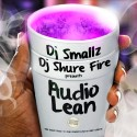 Audio Lean mixtape cover art