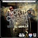 Berris Smith - North Coast Music mixtape cover art