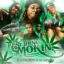 The Best Thing Smokin' Vol. 1 mixtape cover art