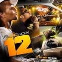 Best Thing Smokin' 12 mixtape cover art