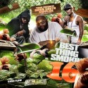 Best Thing Smokin 16 mixtape cover art
