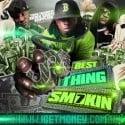 Best Thing Smokin, Vol. 7 mixtape cover art