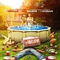 Bezz Believe - #iBelieve mixtape cover art