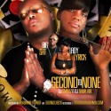 Big Sat & Lady Lyrick - Second To None mixtape cover art