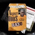 Black O - Against The Odds mixtape cover art