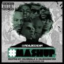 Bo Dean - #TheMashUp mixtape cover art